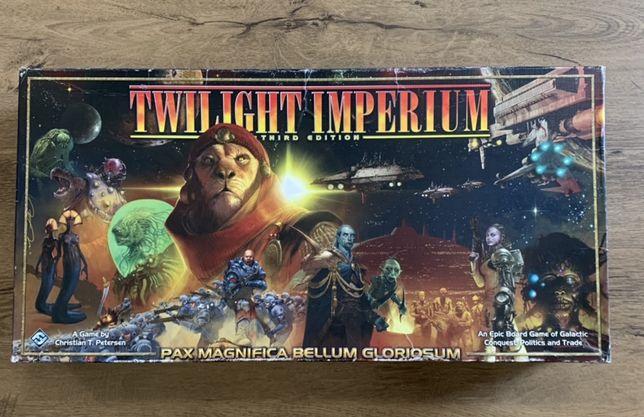 Twilight imperium 3 gra planszowa gry planszowe gra karciana