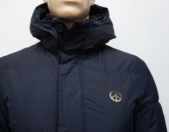 Kurtka puchowa LOVE MOSCHINO M jacket