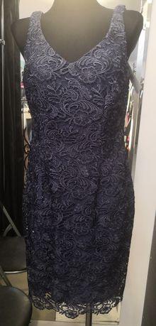 Sukienka Ralph Lauren rozmiar 40 L wesele, ślub