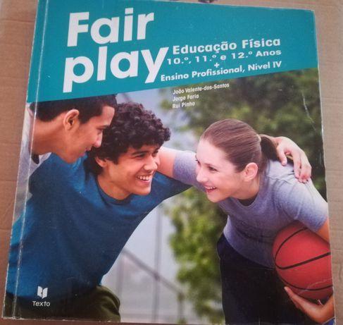 Livro educação física 10,11,12 anos