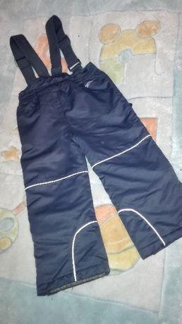 Spodnie zimowe rozm. 104