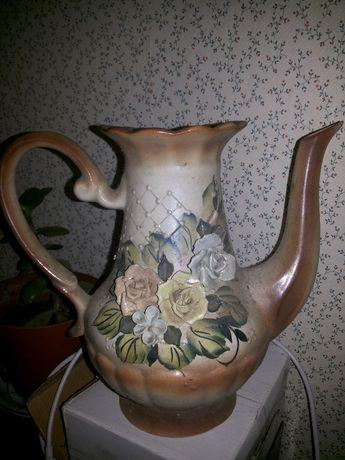 чайник или молочник керамический