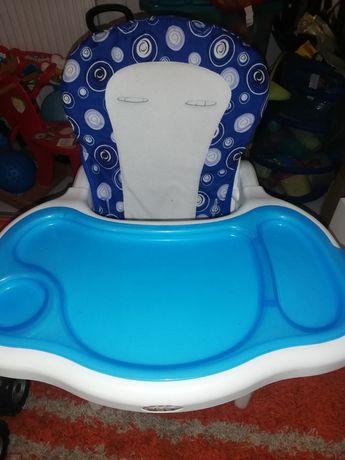 Krzesełko dla dziecka 3w1