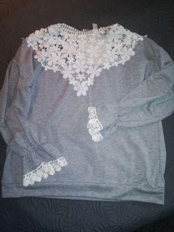 Bluza dresowa ( na elegancko ;))
