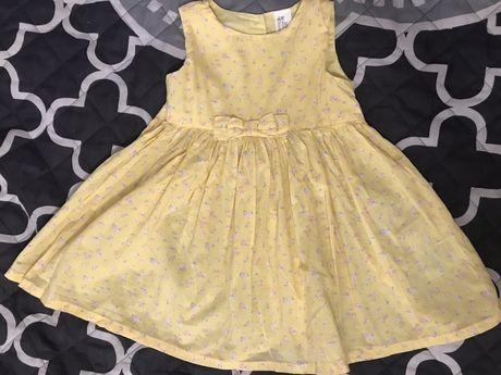Sukienka hm 86 idealna na upały
