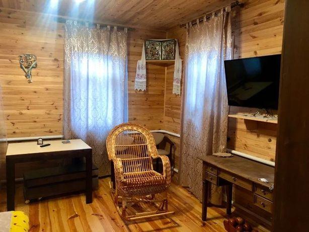 Продам дом с выходом на озеро с. Семеновка Обуховский р-н