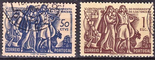 Séries completas - Portugal - 1951/1952