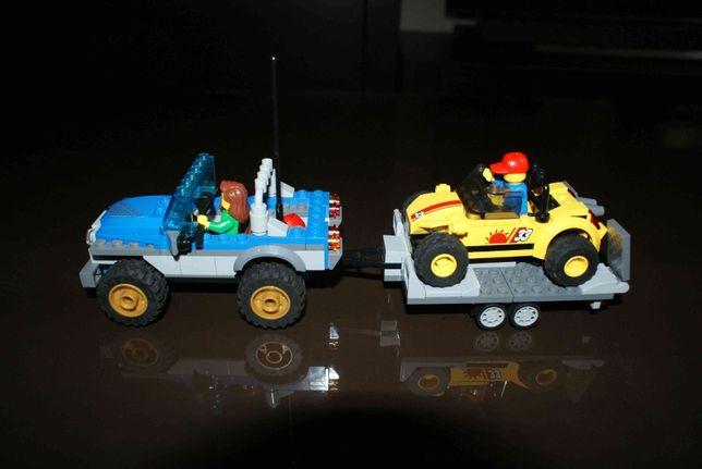 Lego City 60082 Mała Terenówka z przyczepą