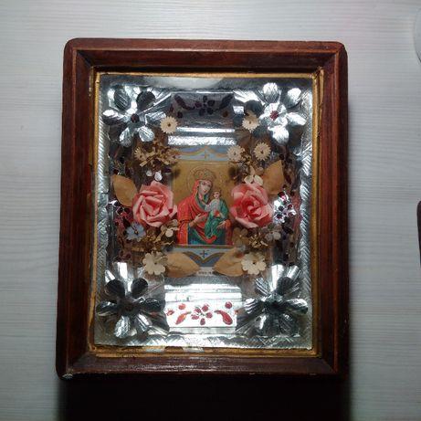 Продам пару икон предположительно 1912-1913 года