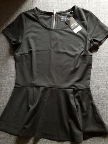 Новая стильная трикотажная блуза с баской от Esmara Германия.
