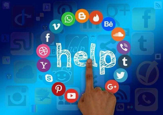 Prowadzenie kont social media przez marketera z doświadczeniem