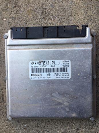 Блок управління Mercedes Sprinter 2,2cdi A0001536179