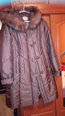 Nowy płaszcz zimowy