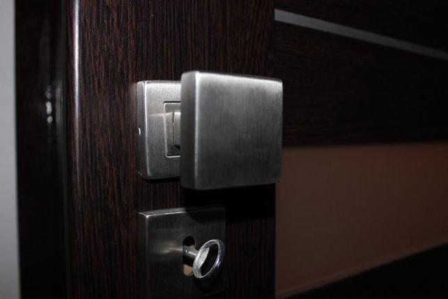 Klamka drzwiowa KWADRATOWA