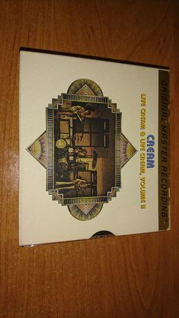 CREAM - Live Cream - MFSL 24Kt Gold CD