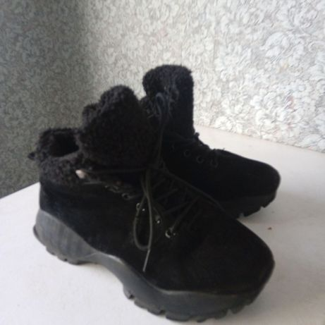 ботинки ботиночки унисекс стелька 23см