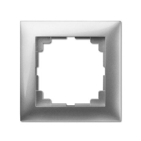 Ramka pojedyncza srebrna, Sentia 1471-56