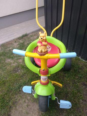 Rowerek trójkołowy Kubuś Puchatek Disney