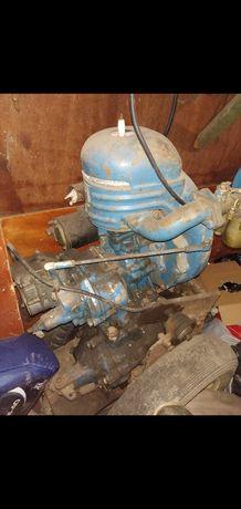 Пусковой двигатель ПД-8 пускач