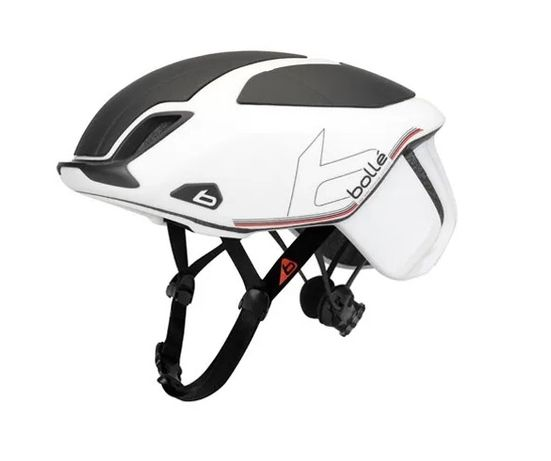 Kask rowerowy BOLLE THE ONE ROAD PREMIUM Biały S 51-54cm