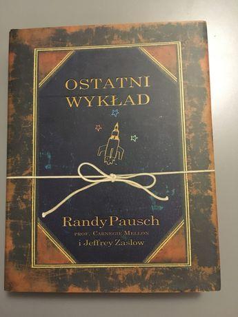 Ostatni wykład - Randy Pasuch - książka