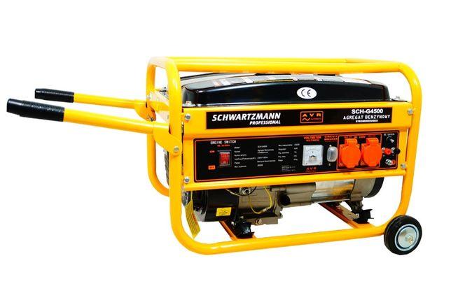 Agregat prądotwórczy - jednofazowy - 230V - 3,3kW - 7,5KM - AVR