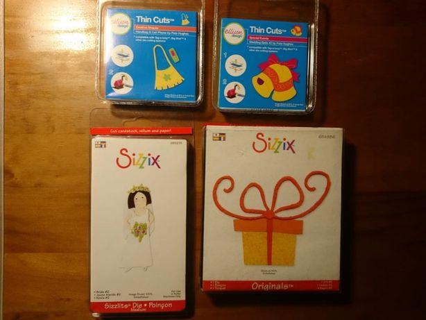 Conjunto 2- Sizzix