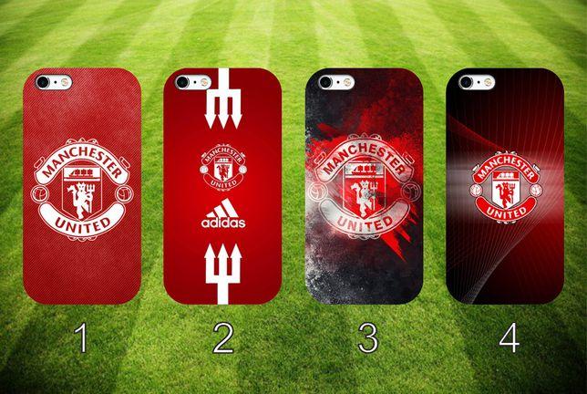 Manchester United nadrukowane etui telefonu różne modele różne wzory