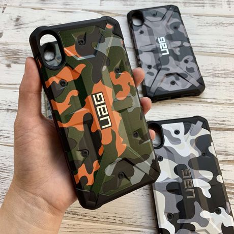 Чехол UAG iphone 6 7 8 s plus X R XS 11 12 mini Pro max протывоударный