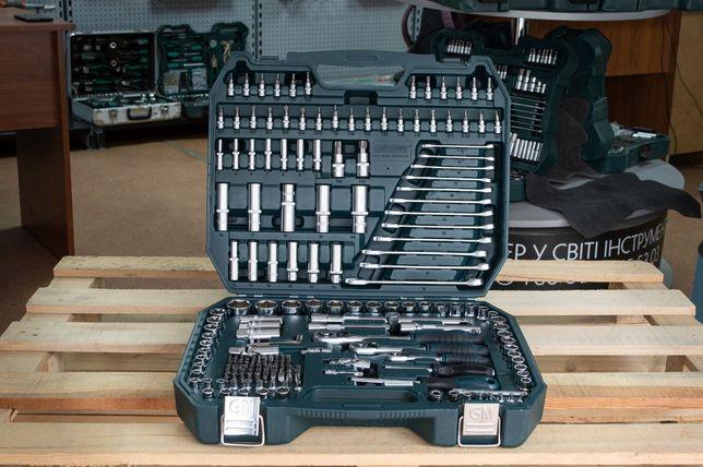 Mannesmann Gut Meister 216 едениц набор инструмента ключей ключі набір