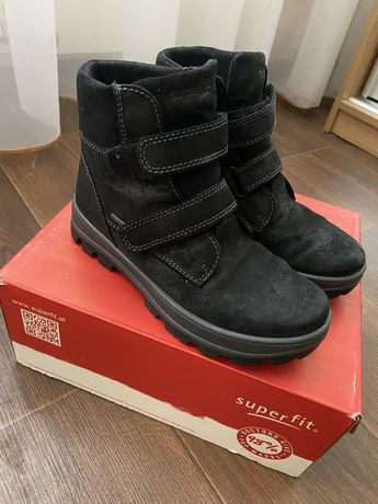 Зимние ботинки superfit в идеале