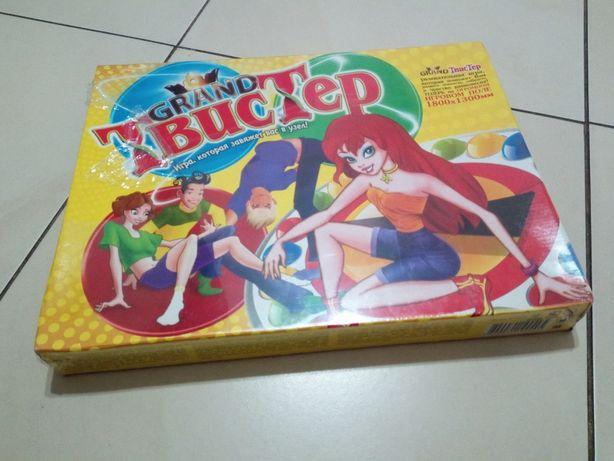 Напольная игра Grand Твистер для веселой компании