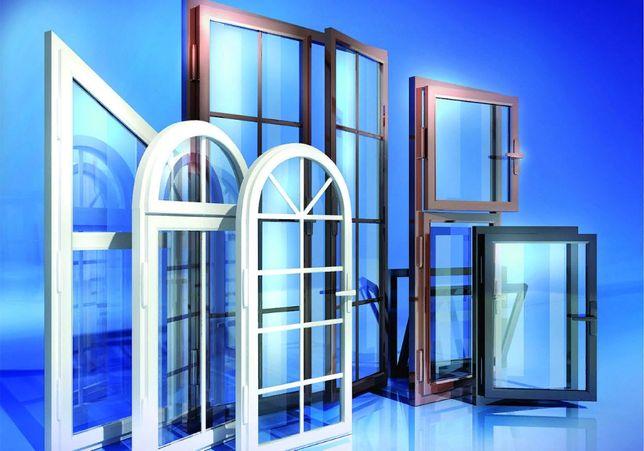 Пластиковые окна, двери, балконы под ключ от Окна Prof