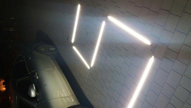 Lampa led listwa 230v 1m