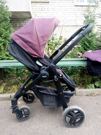 Каляска Graco Evo, дитячий візок