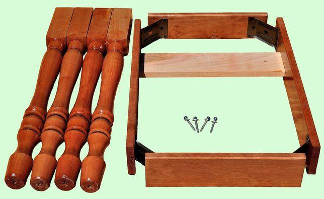 Набор остов кухонный стол + 4 остов табурет кухонный опт