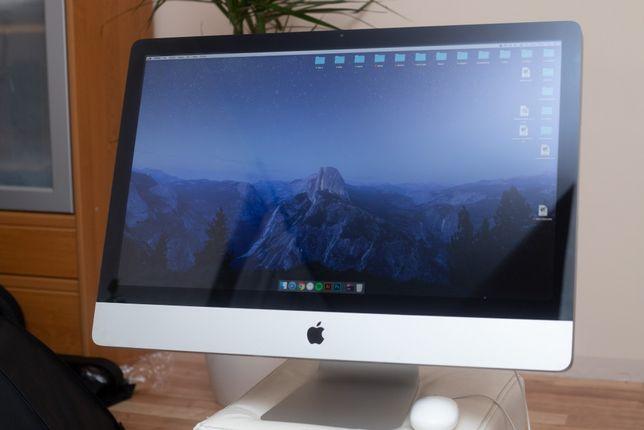 """iMac 27"""" i7 - 8GB, SSD 256GB + 1TB HDD"""