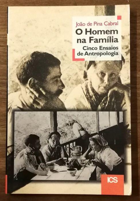 o homem na família, joão de pina cabral, ics, ensaios de antropologia Estrela - imagem 1