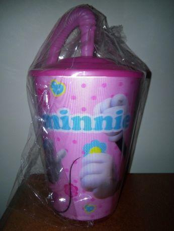 Copo para criança Minnie Disney NOVO