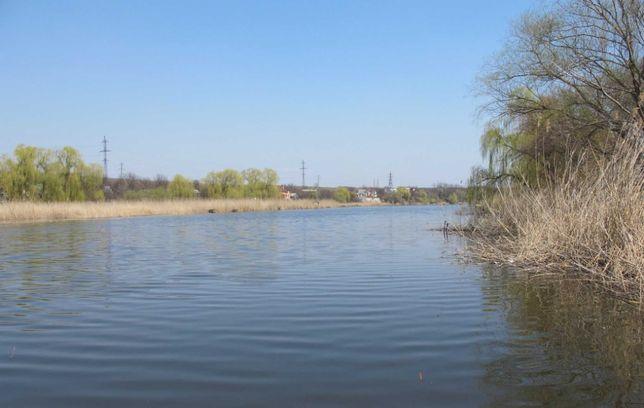 Продам участок на берегу реки Сура, первая линия.