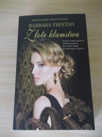 Złote kłamstwa Barbara Freethy nowa