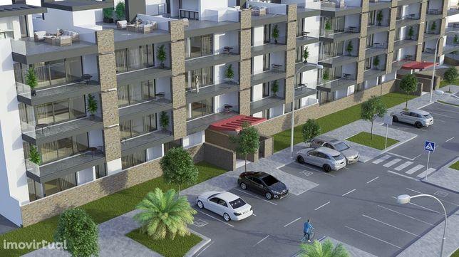 Apartamento T1 C/Estacionamento -Portas Do Sol - Vale Caranguejo