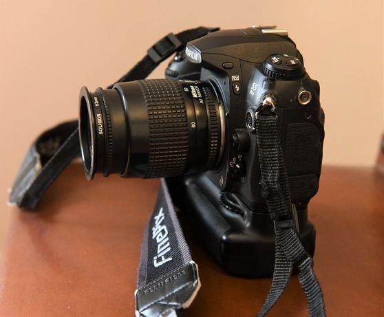Maquina fotográfica Fuji S5