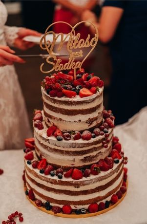 Toper na tort
