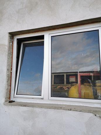 Sprzedam okna aluminiowe i drzwi balkonowe