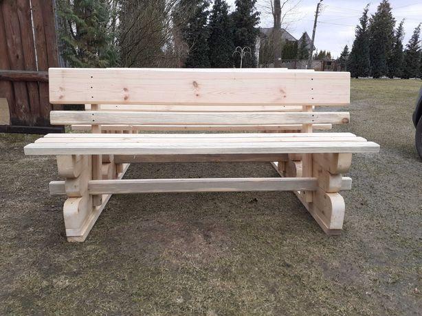 Sprzedam ławki ogrodowe