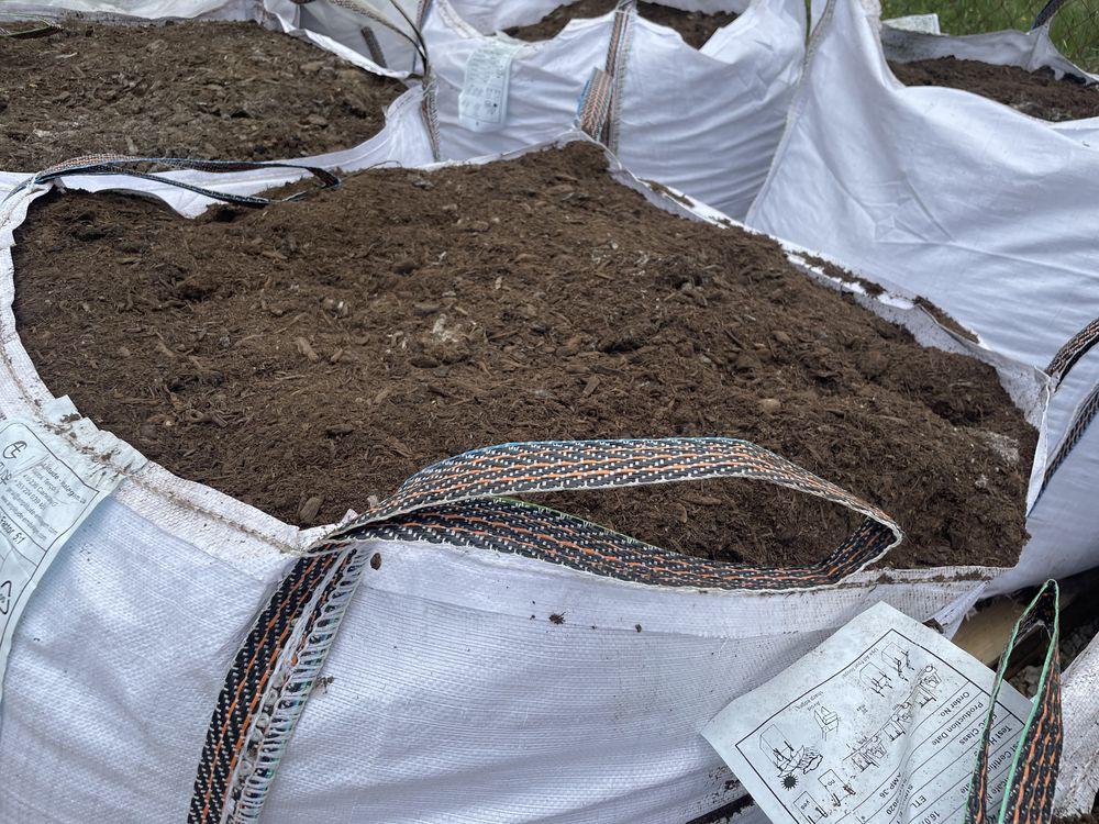 Fertilizante de terras composto