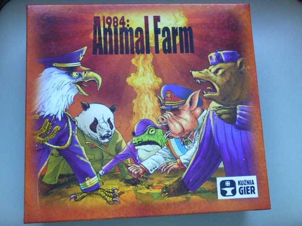 Gra planszowa  Animal Farm