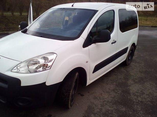 Peugeot partner 2009