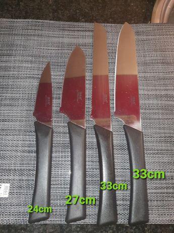 Conjunto de 4facas em inox como novas Ikea
